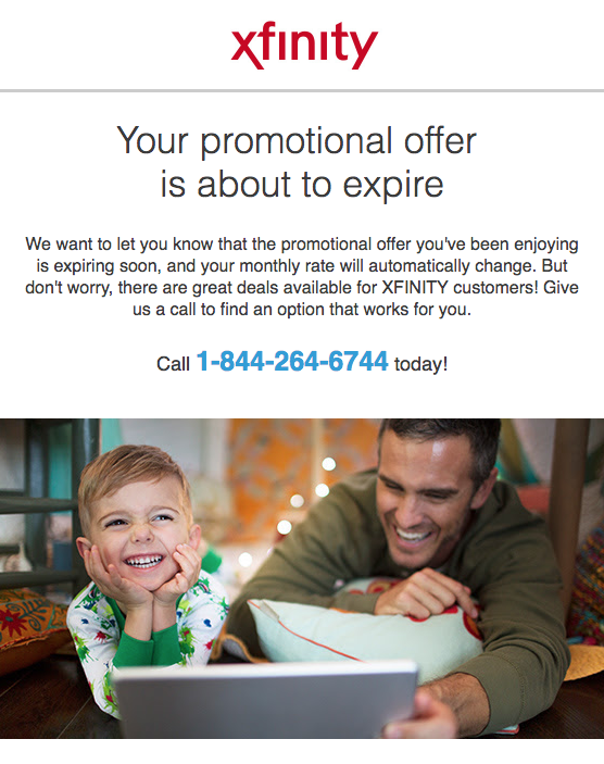 What Happens When Your Comcast Promotional Rate Expires - dpron