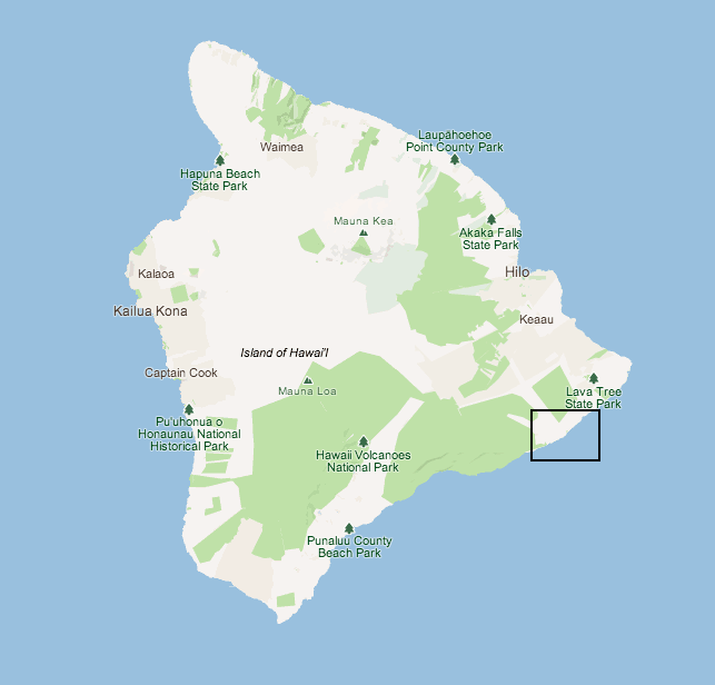 Hiking to Active Lava Flows on Hawaiis Big Island  dpron